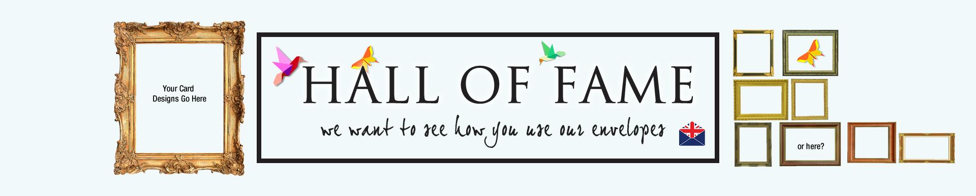 Yorkshire Envelopes Hall of Fame