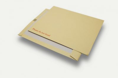 manilla board backed document envelopes