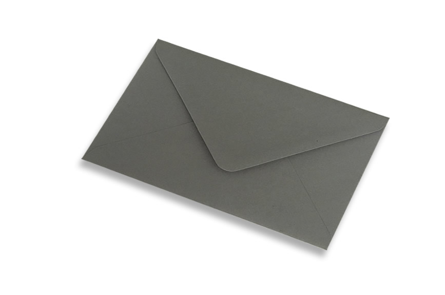 WAG TAIL GREY envelopes