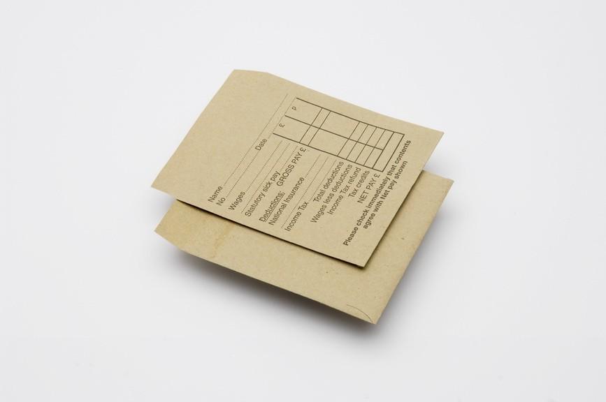 Money Envelopes & Wage Envelopes