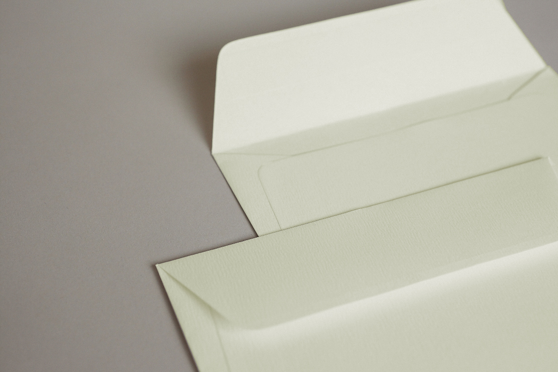 Luxury Ivory Textured (Accent Antique Silk) 110gsm Peel & Seal Wallet Style Envelopes