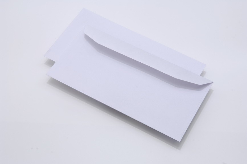 white-business-envelope
