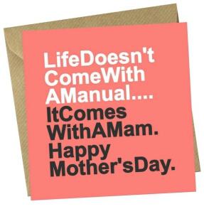 mothers day card redakoon