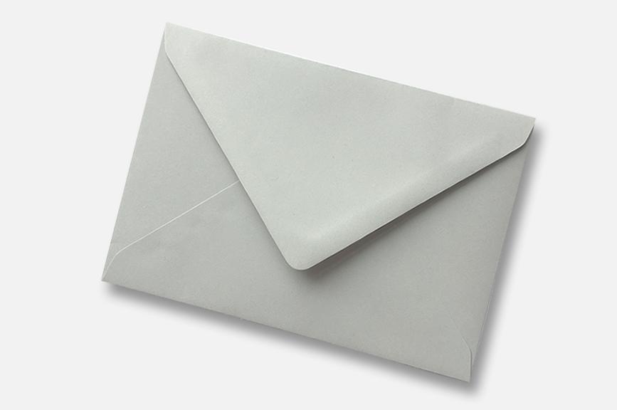 owl grey envelope yorkshire envelopes greetings card envelopes