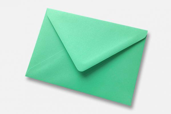 Warbler Green Envelope parrot green