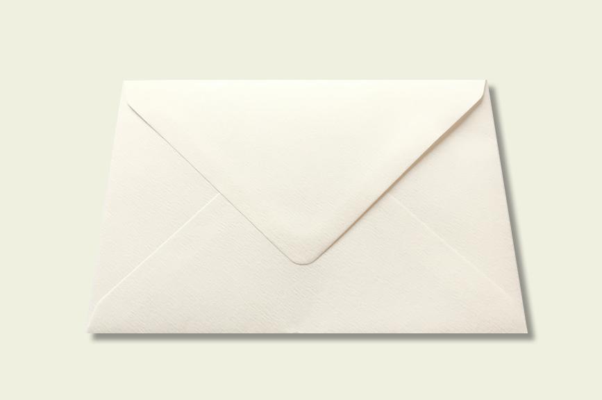accent antique alabaster luxury envelope