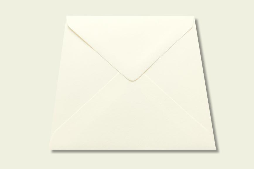 callisto diamond white luxury envelope