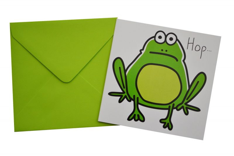Green Envelopes Digg Design Yorkshire Greetings Cards