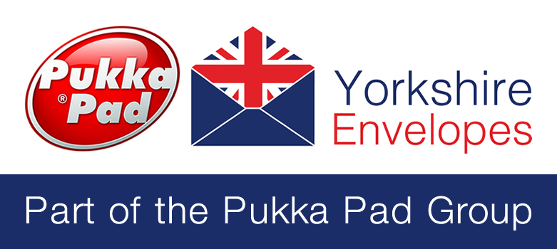Yorkshire Envelopes part of the Pukka Pad Group