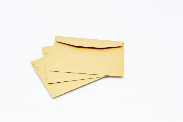 C6 Manilla Gummed Wallet 80gsm